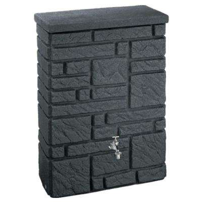 Maurano Black Granite Rain Water Tank