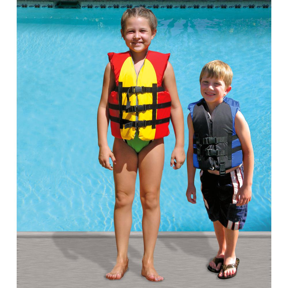 Coast Guard Approved Swim Vest - Youth