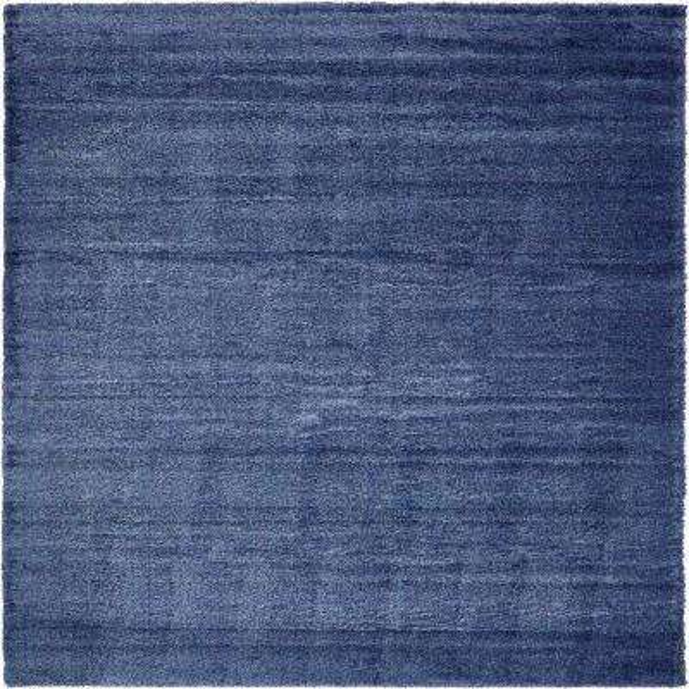 "Luxe Solo Dark Blue 12'2"" x 16' Rug"