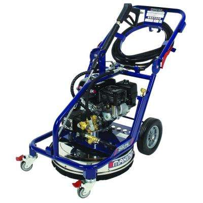 2,500 psi 2.5 GPM Gas Dual Pressure Washer