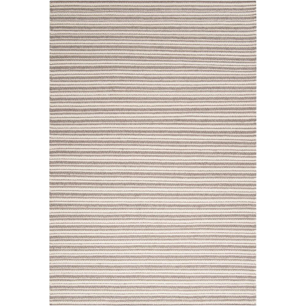 Jerada Flint Gray 2 ft. x 3 ft. Flatweave Accent Rug