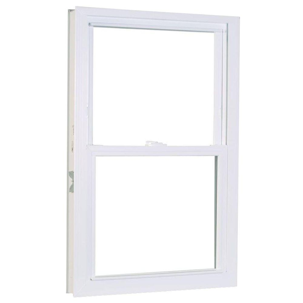 American Craftsman 27.75 in. x 53.25 in. 50 Series Double Hung ...