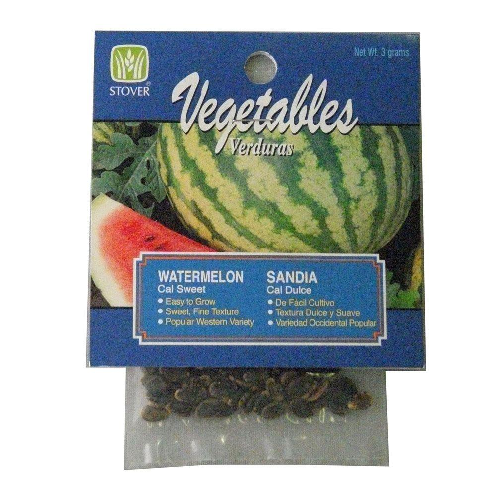 Stover Seed Watermelon California Sweet Seed