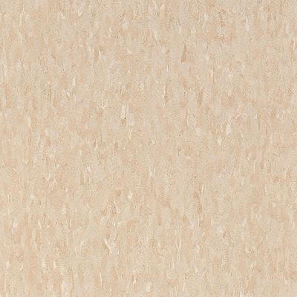 Take Home Sample - Imperial Texture VCT Brushed Sand Standard Excelon