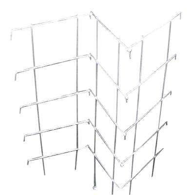 42 in. W Wire Hinged Vine Growing Support Trellis