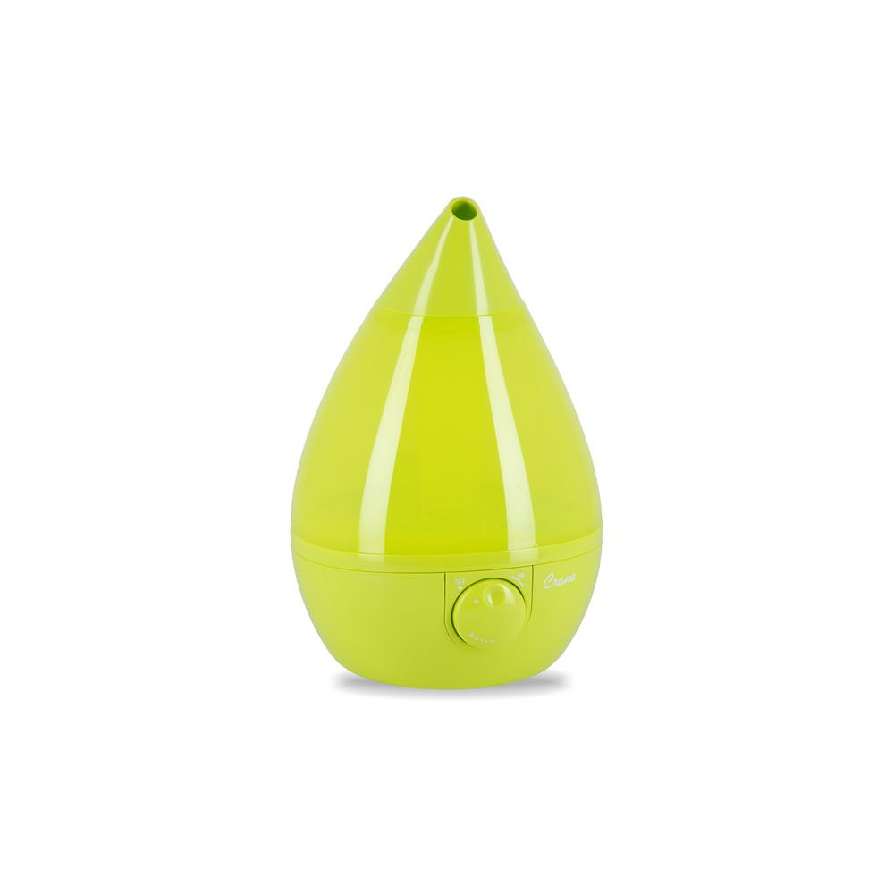 Crane 1 Gal. Drop Cool Mist Humidifier - Green