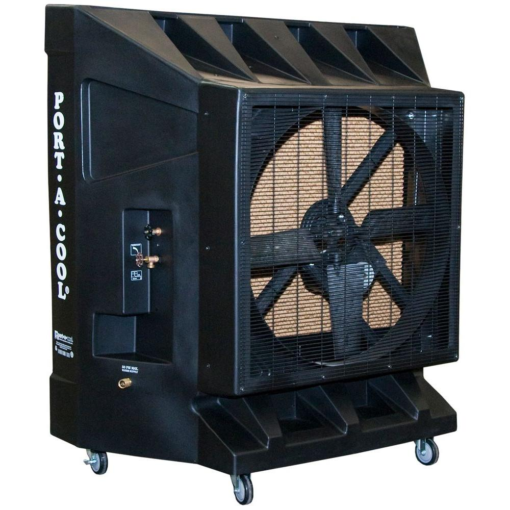 PORTACOOL 9600 CFM 3-Speed Portable Evaporative Cooler for 2500 sq. ft.