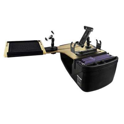 Reach Desk Back Seat Elite with Built-in Power Inverter, X-Grip Phone Mount, Tablet Mount and Printer Stand