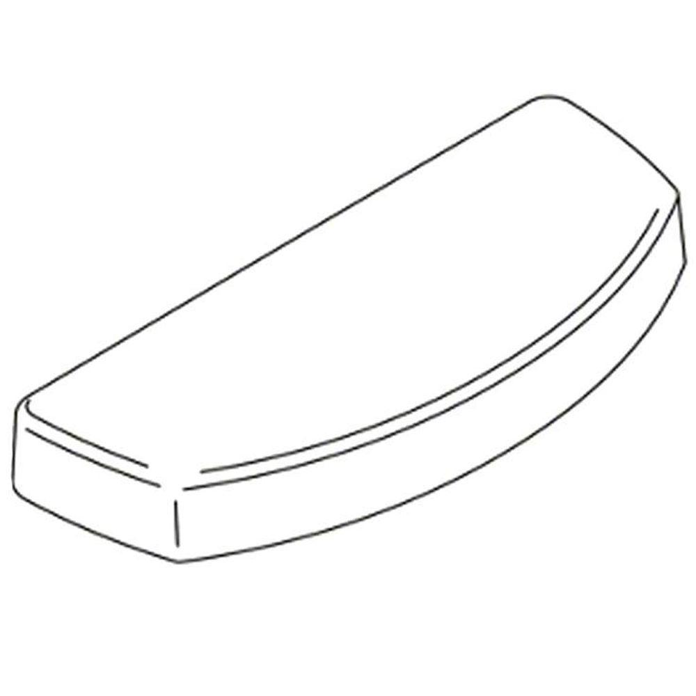 KOHLER Toilet Tank Cover in White