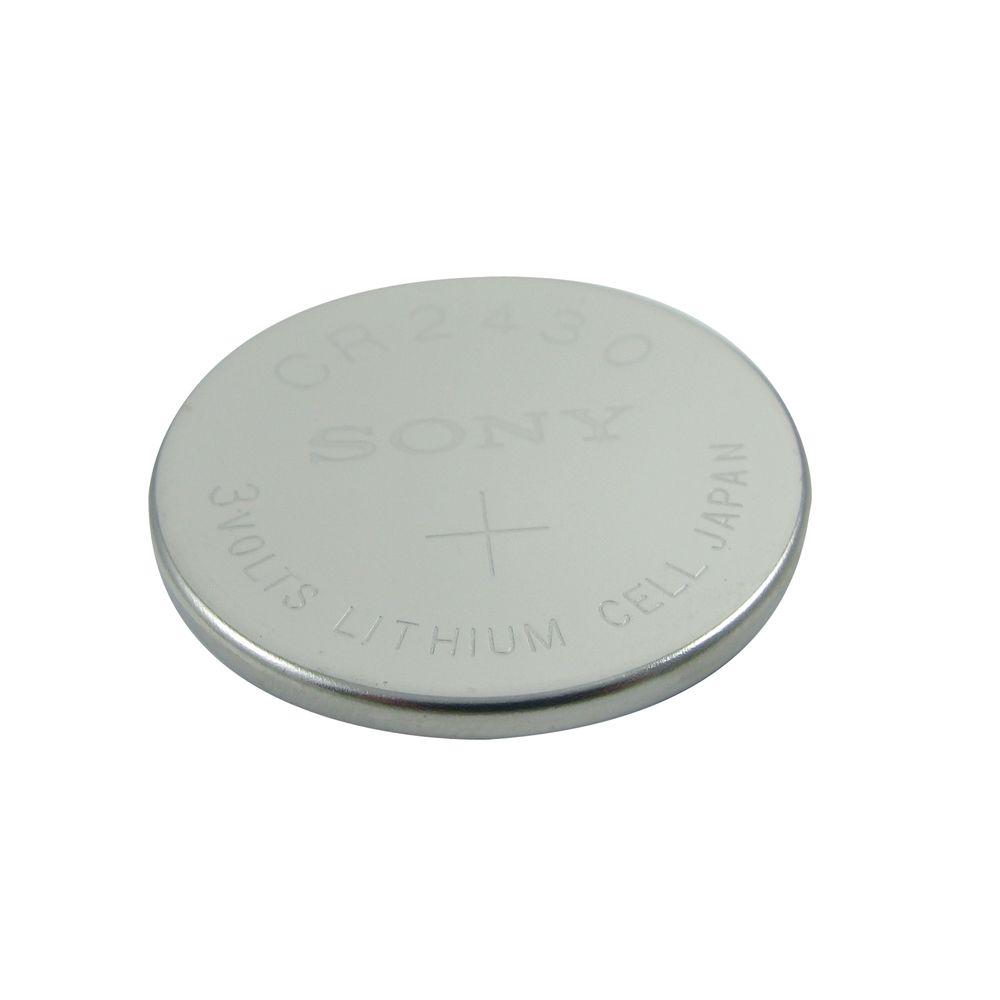 Lenmar Lithium 280mAh/3-Volt Coin Cell Watch and Calculator Replacement Battery