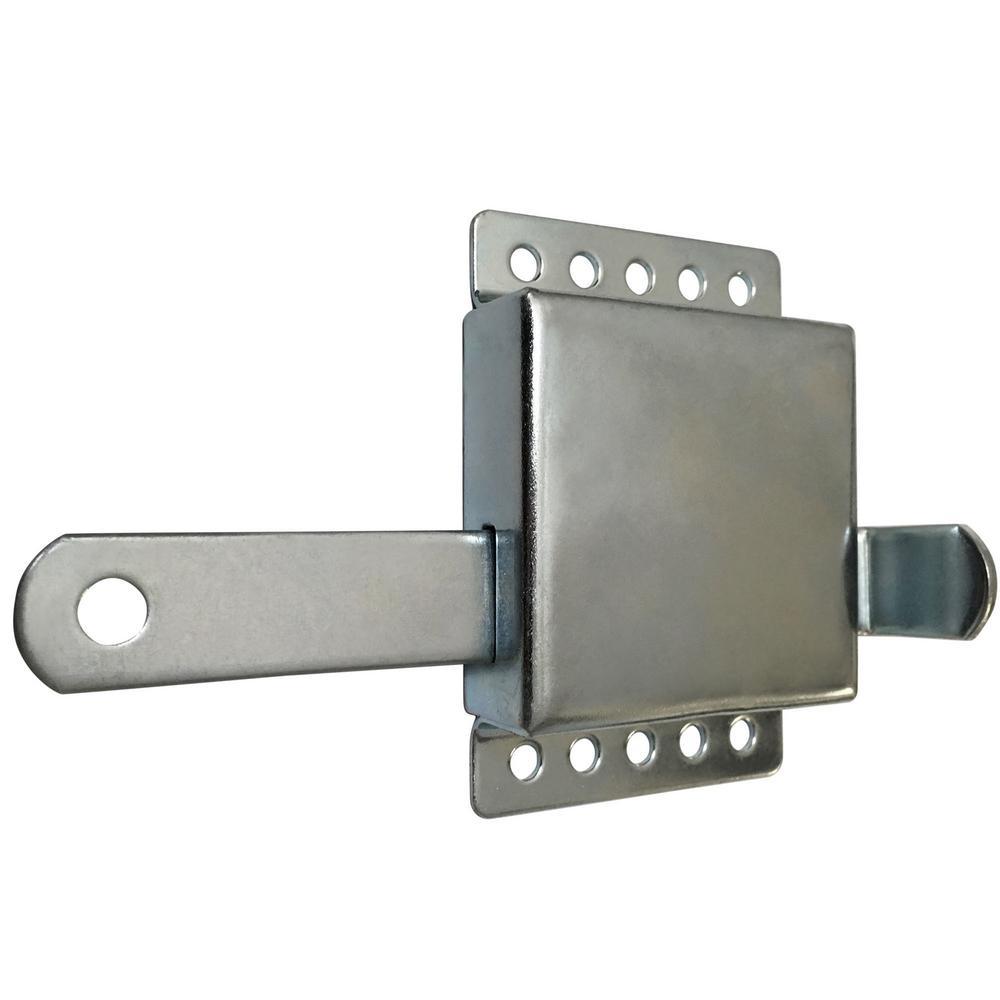 Ideal Security Garage Door Side Lock Sk7118 The Home Depot