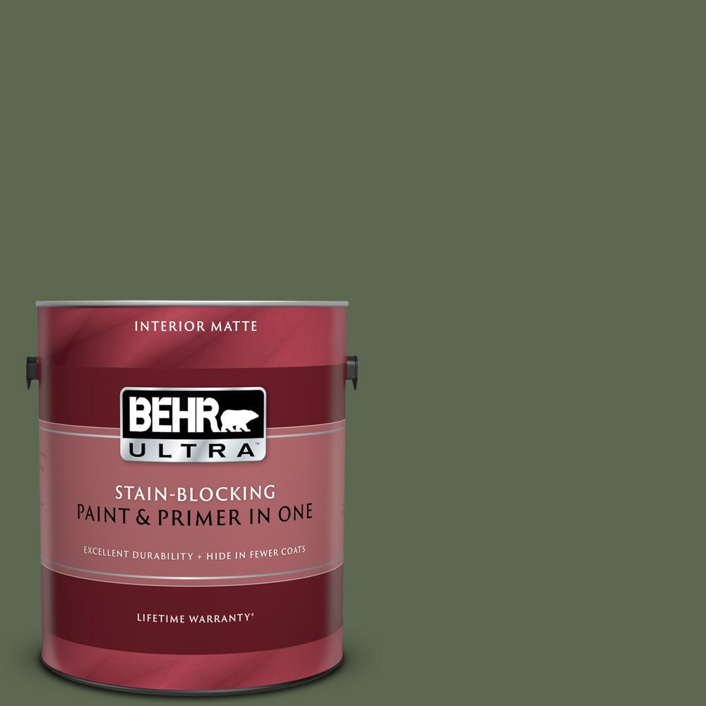 Rosemary Sprig Matte Interior Paint