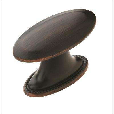 Atherly 1-1/2 in (38 mm) Length Oil-Rubbed Bronze Cabinet Knob