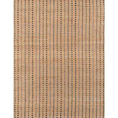 Bali Natural 7 ft. 6 in. X 9 ft. 6 in. Indoor Area Rug