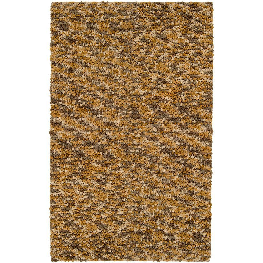 Concord Gold 5 ft. x 8 ft. Area Rug