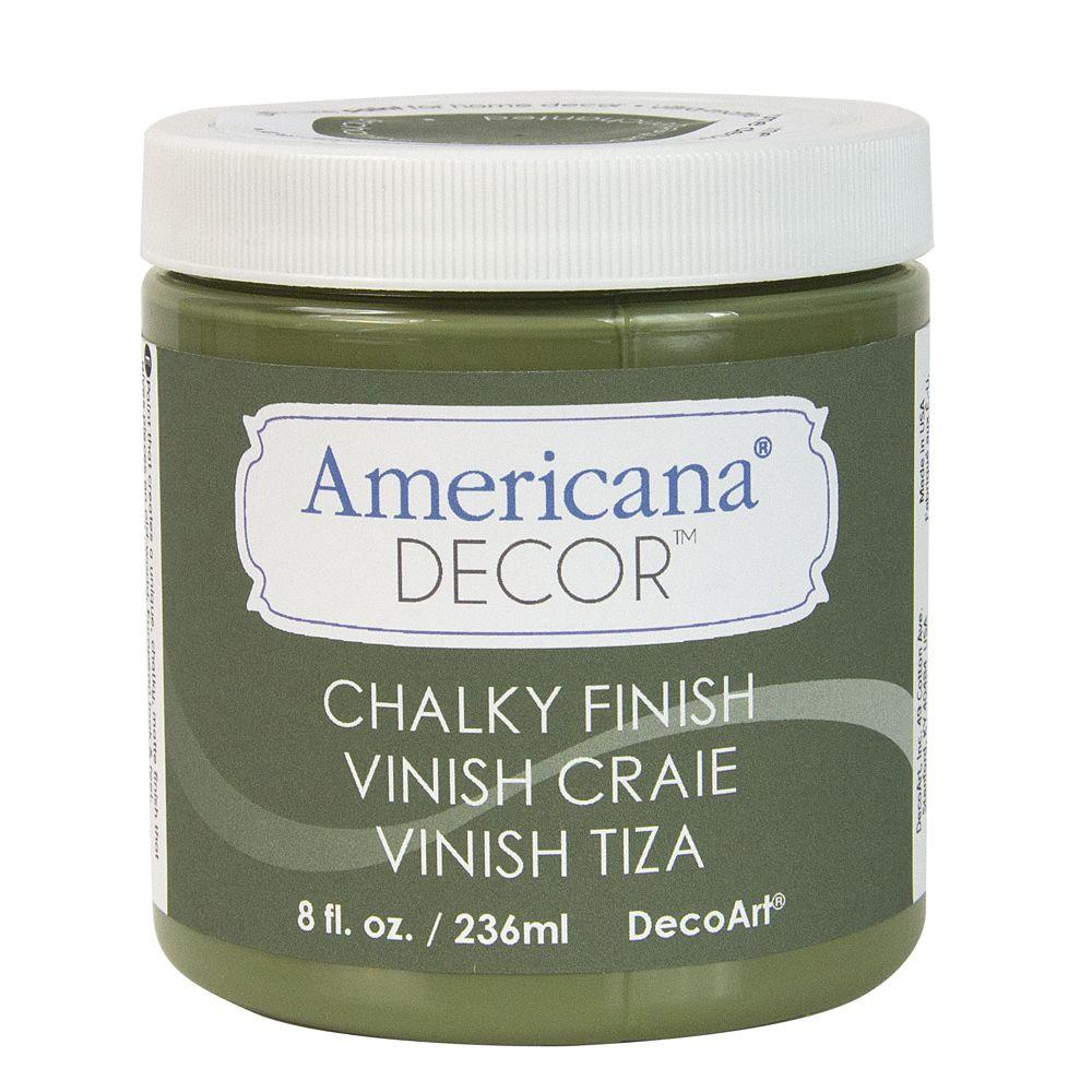 Americana Decor 8-oz. Enchanted Chalky Finish