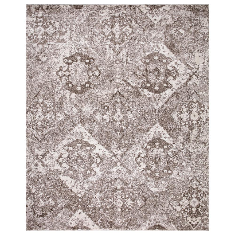 StyleWell Renee Beige 8 ft. x 10 ft. Rustic Floral Area Rug was $207.34 now $124.4 (40.0% off)