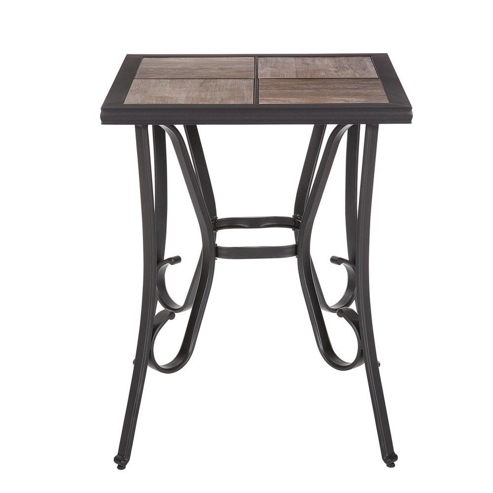 Crestridge Balcony Height Outdoor Bistro Table