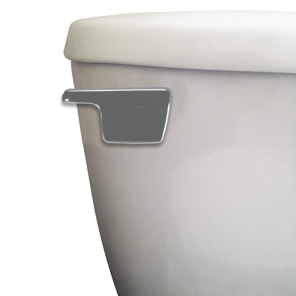 9-1/4 in. Sidemount Toilet Handle for Eljer in Chrome