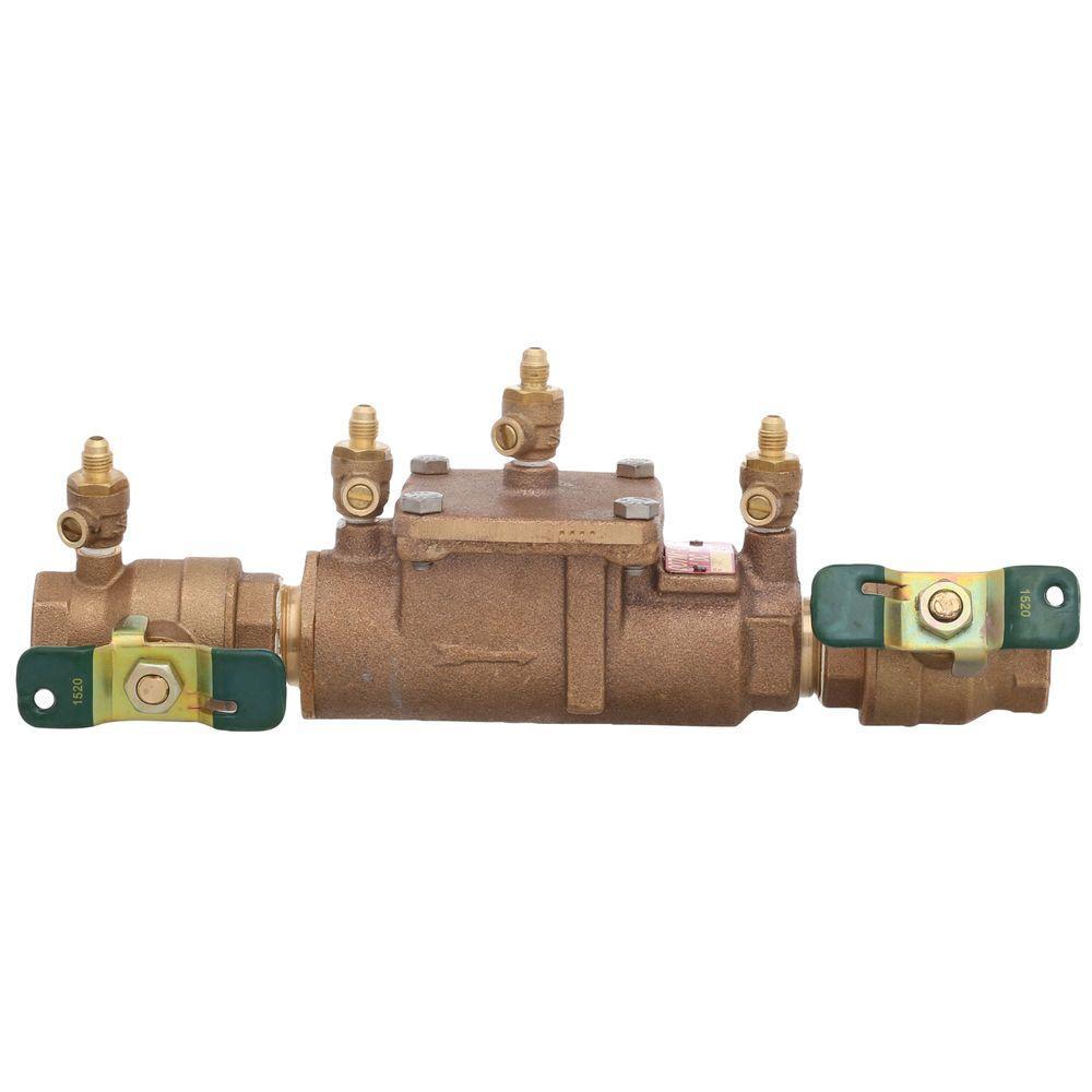 Watts 1 In  Backflow Preventer-1 007m1 Qt