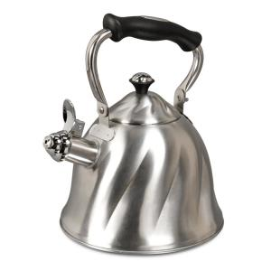 Mr. Coffee Alberton 9-Cup Stainless Steel Tea Kettle by Mr. Coffee