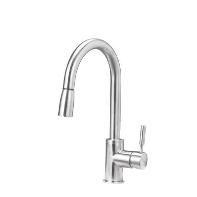 SONOMA Single-Handle Pull-Down Sprayer Kitchen Faucet in Stainless