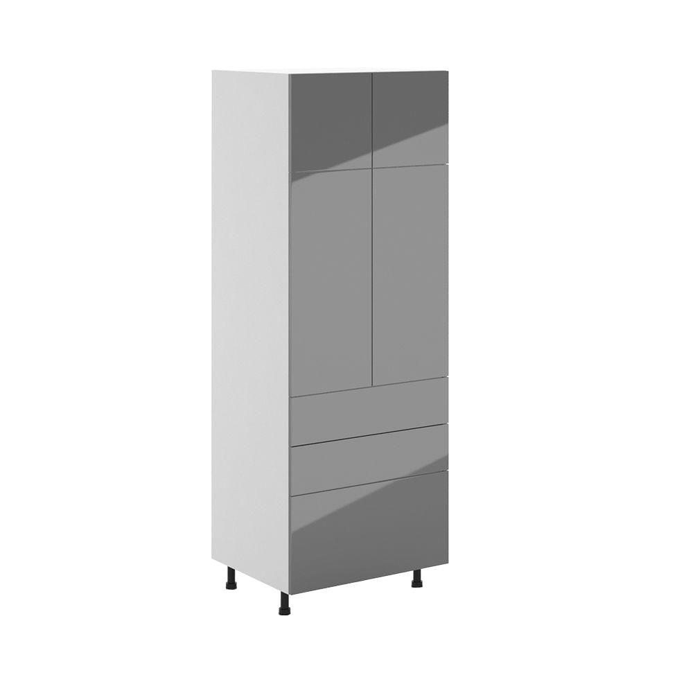 Cordoba Ready to Assemble 30.25 x 83.625 x 24.375 in. Pantry/Utility