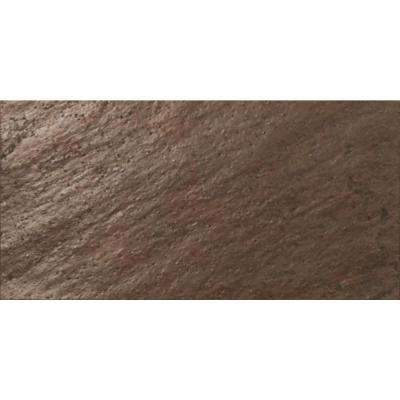 Slimlite Copper 12 in. x 24 in. Slate Veneer Wall Tile