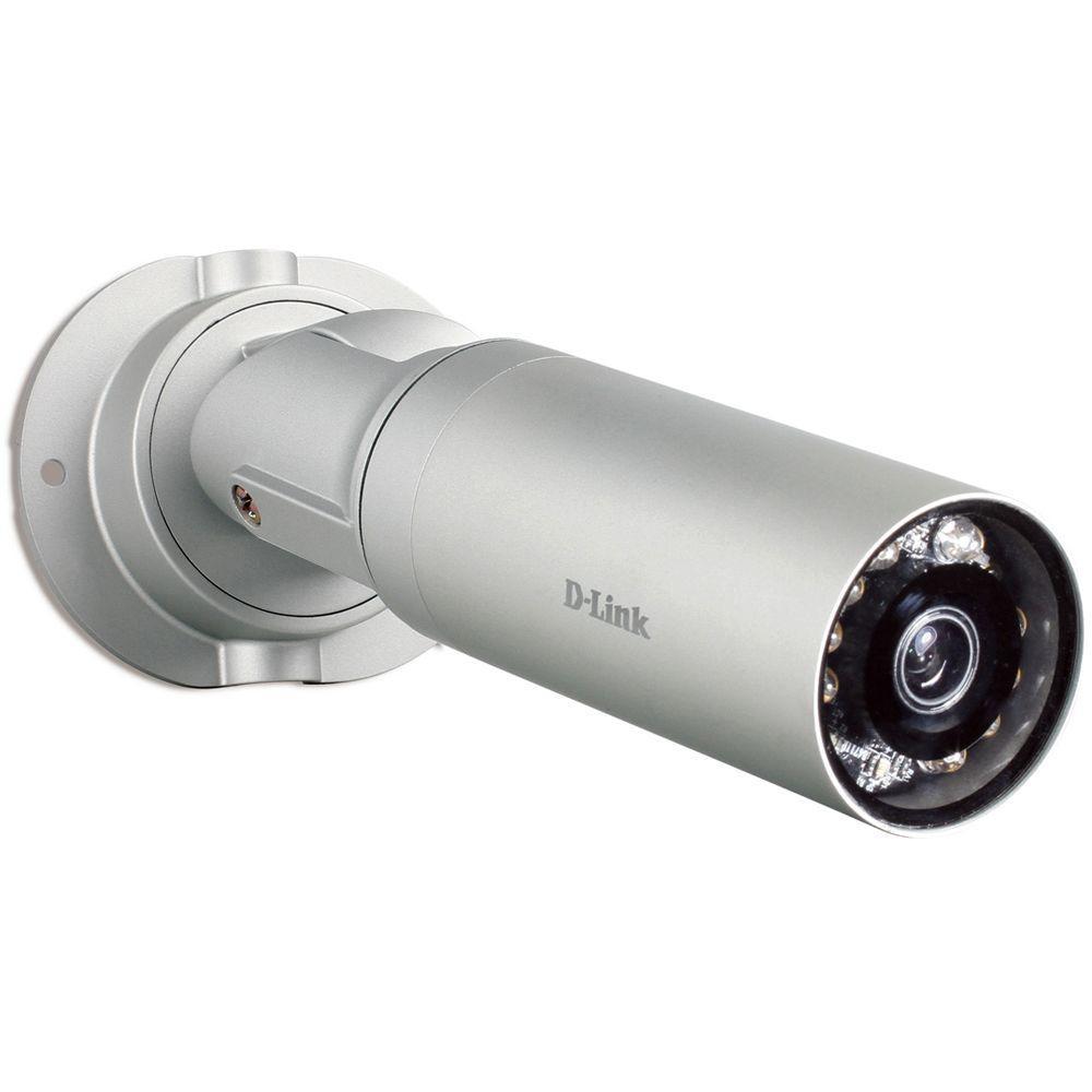 D-Link High-Definition Mini Bullet Outdoor IP Camera