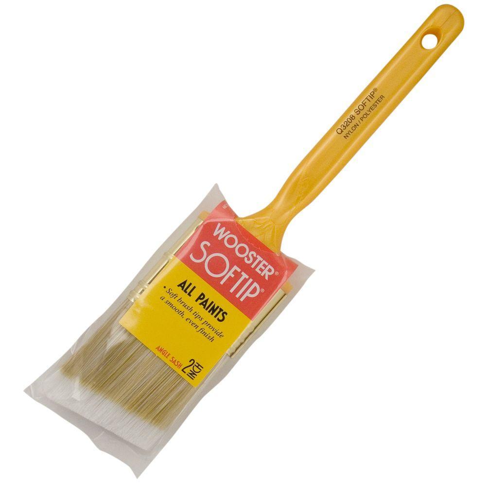 Softip 2 in. Angle Sash Brush