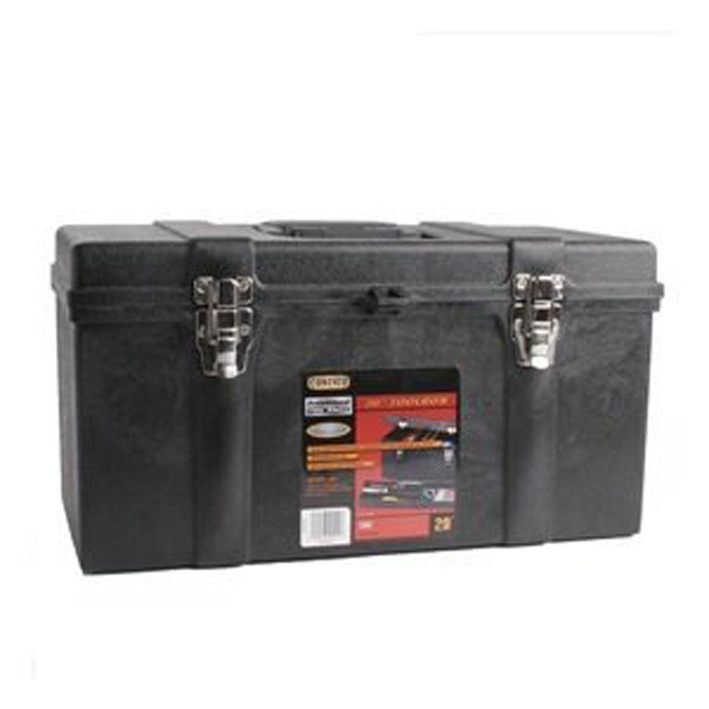 Contico 20 In. Structural Foam Flat Roof Tool Box