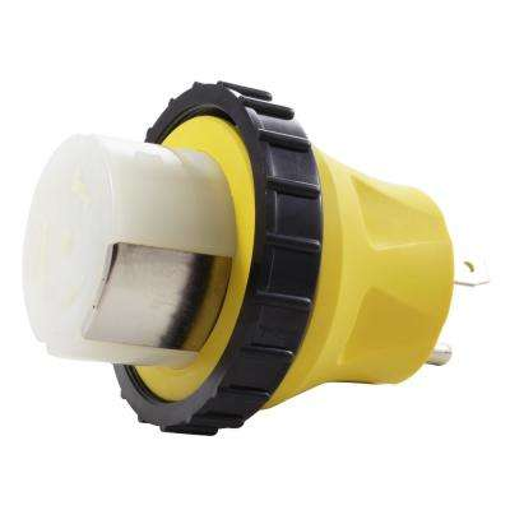 RV/Marine Generator Adapter RV 30 Amp TT-30P Plug to 50 Amp SS2-50R RV/Marine Inlet