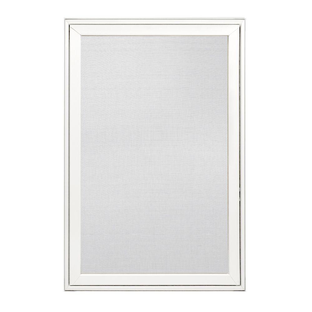 24.25 in. x 36.25 in. W-2500 Left-Hand Wood Screen Window