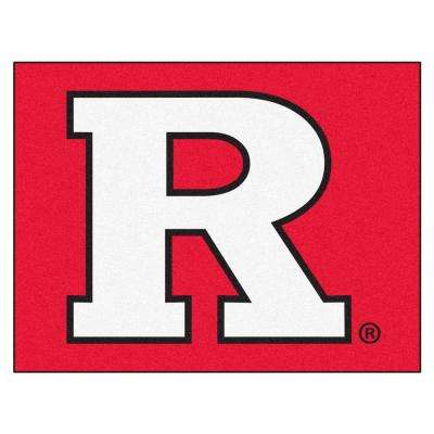 Rutgers University 3 ft. x 4 ft. All-Star Rug