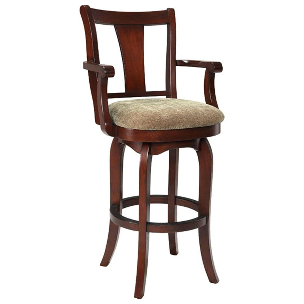 Grand Waters Harris 30 in. H Bar Stool-DISCONTINUED