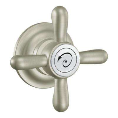 Weymouth Decorative Tank Lever in Brushed Nickel