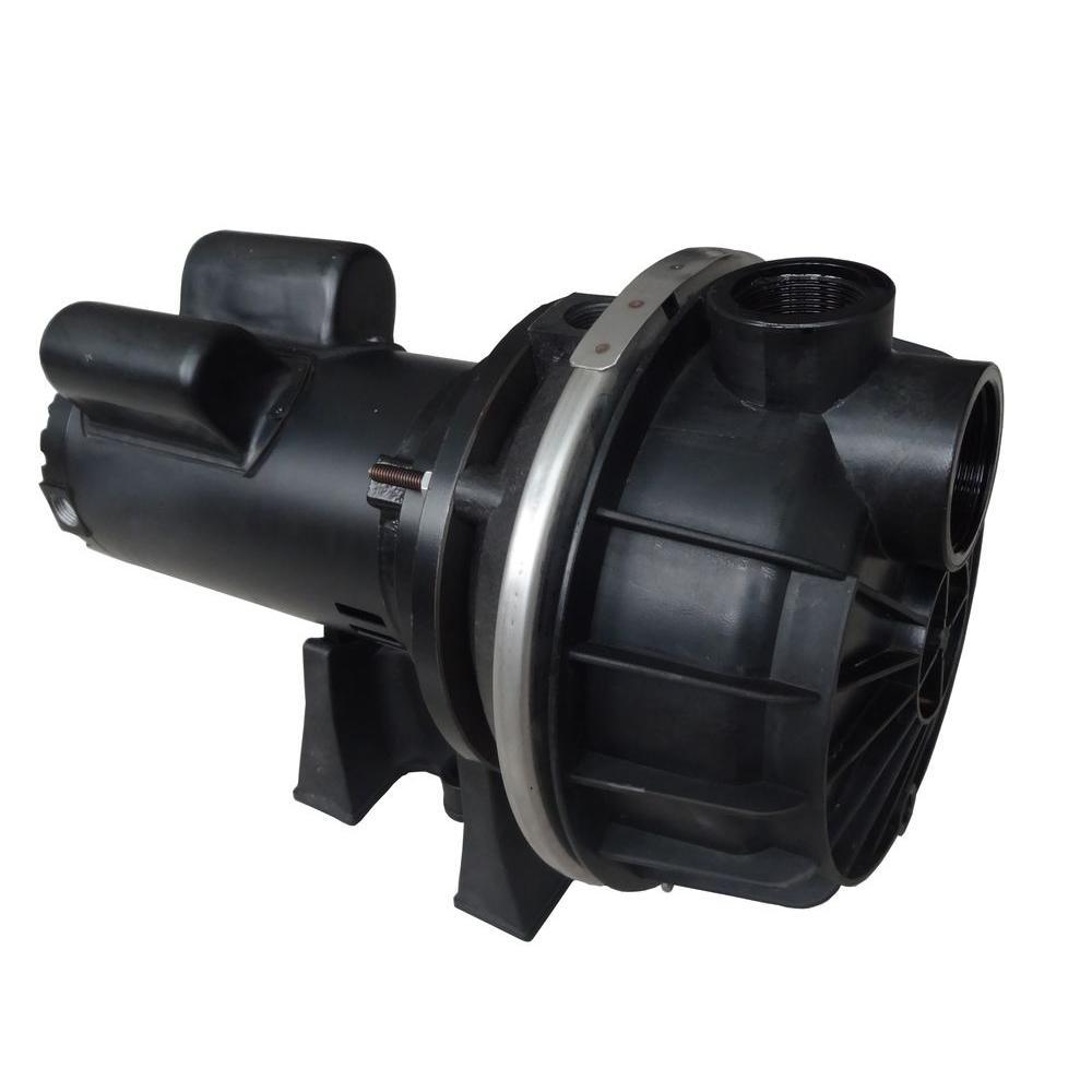 1-1/2 HP Thermoplastic Sprinkler Pump