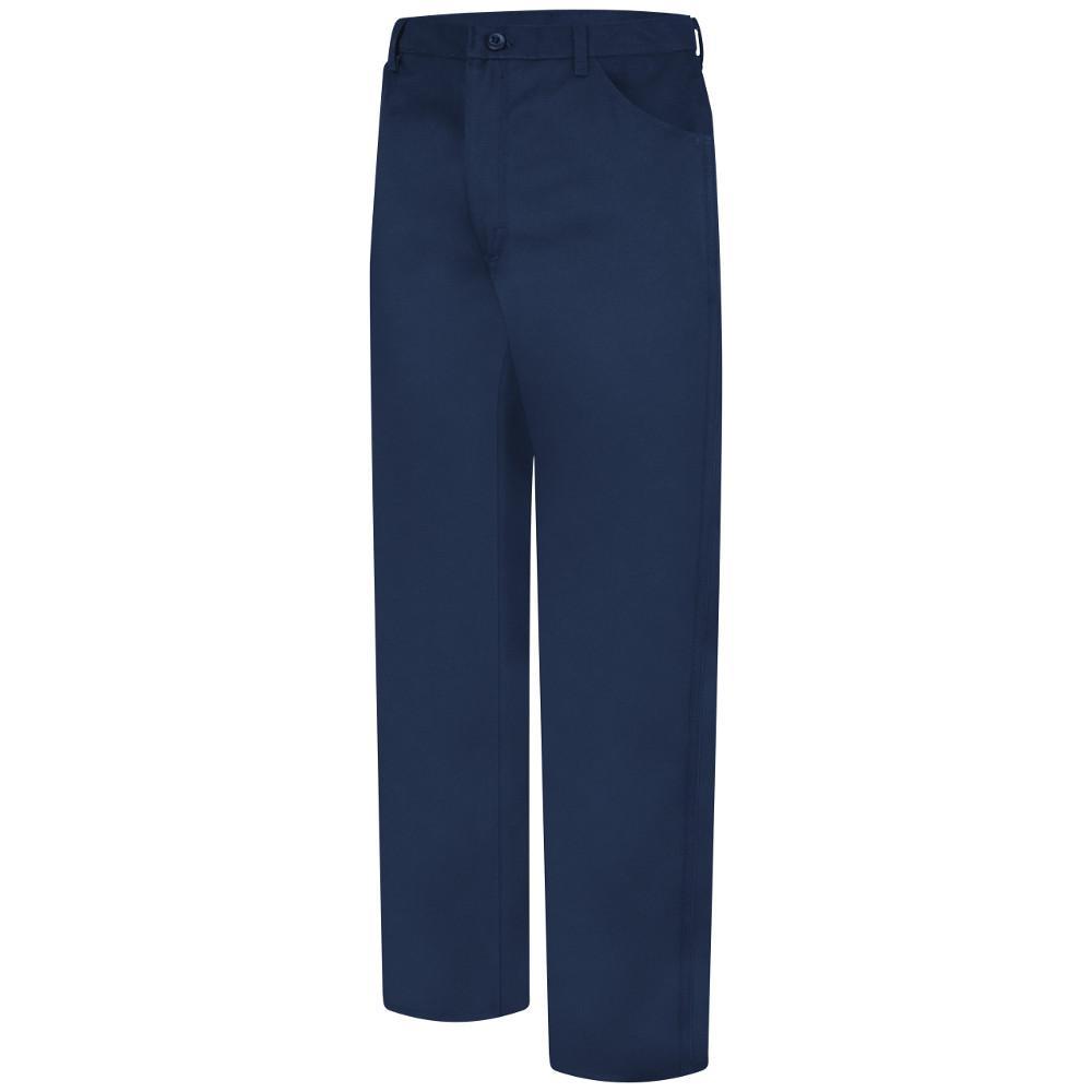 Bulwark Excel FR Men's 28 in. x 34 in. Navy (Blue) Jean-S...