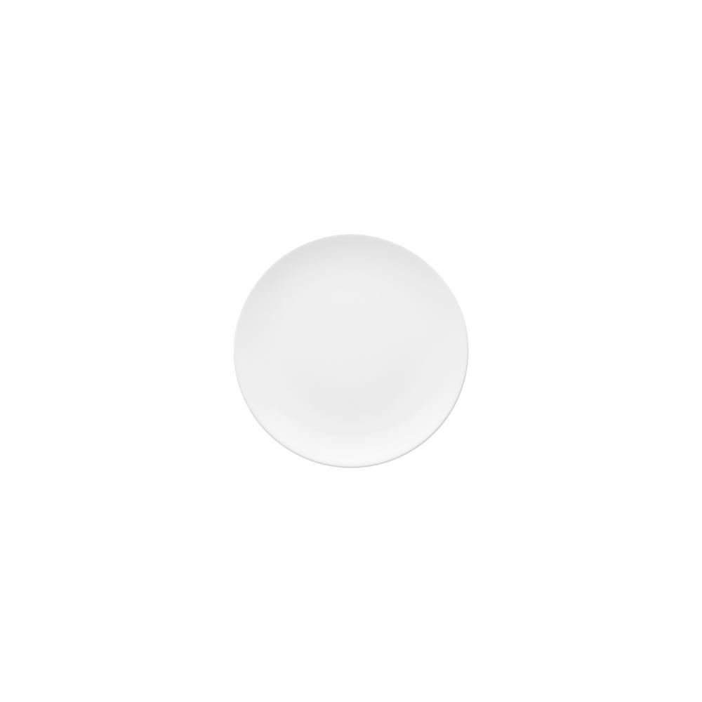Manhattan Comfort 8.46 in. Coup White Salad Plates (Set of 12) was $139.99 now $78.13 (44.0% off)