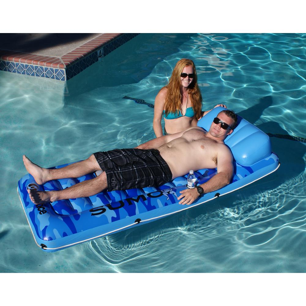 Swimline Sumo Float Swimming Pool Mattress 16140sf The