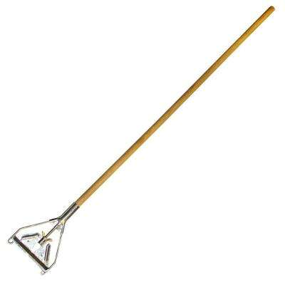 Natural Quick Change Metal Mop Handle