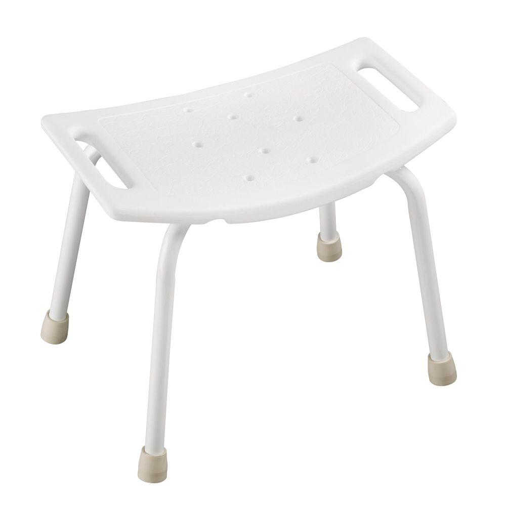 Delta Non Adjustable Tub And Shower Seat Df595 The Home Depot