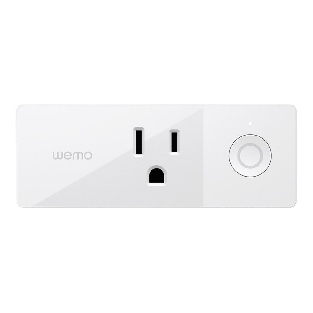 Wemo Mini Smart Plug F7c063 The Home Depot Light Switch Wiring Diagram