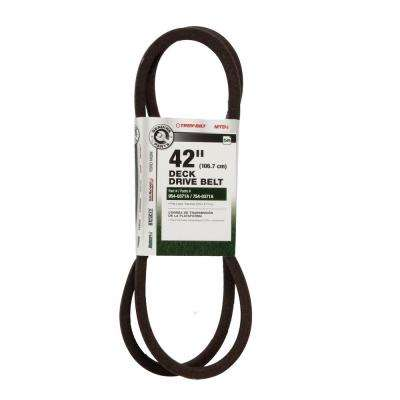 Deck Drive Belt for 42 in. 600 Series Lawn Tractors, 2007 and Prior 754-0371A