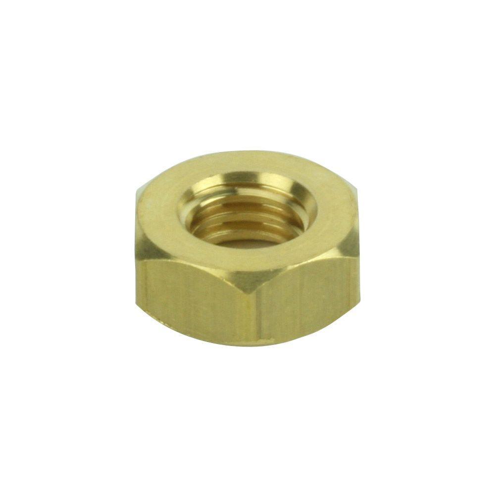 #4-40 Brass Machine Screw Nuts