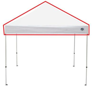 Universal White Cover for 10 ft. x 10 ft. Instant Pop Up Tent