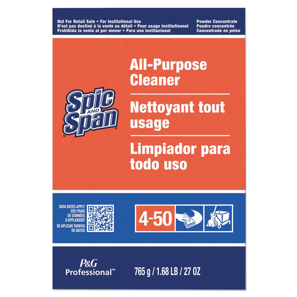 Spic and Span 27 oz. All-Purpose Floor Cleaner (Case of 12)