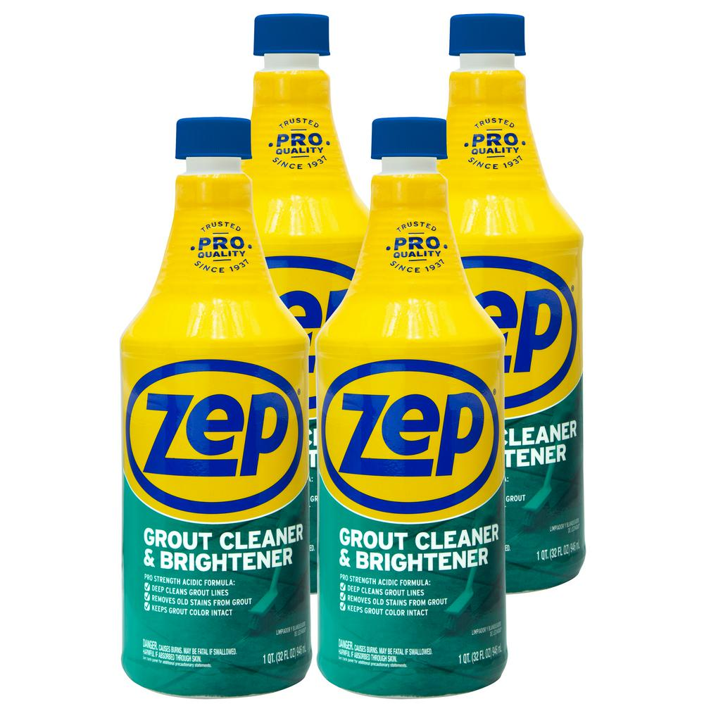 ZEP 32 Oz. Grout Cleaner And Whitener (Case Of 4