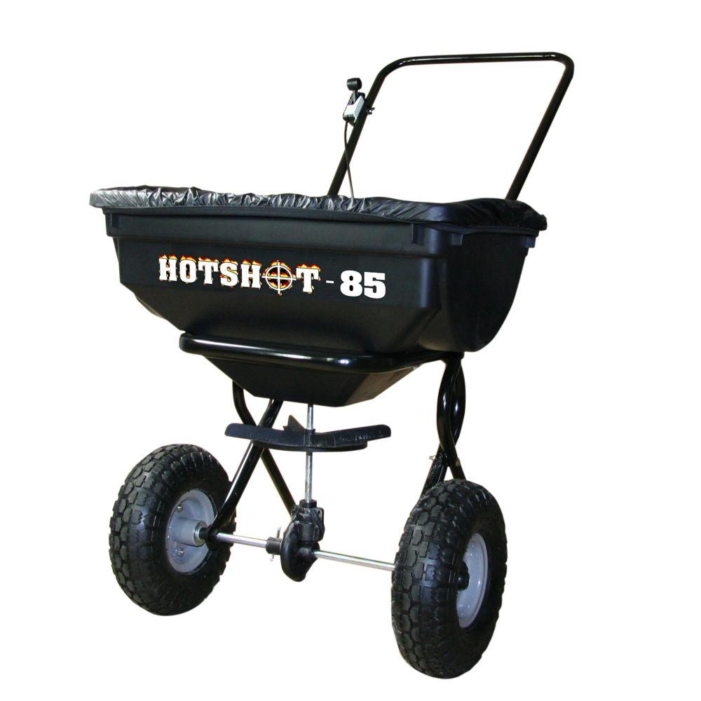 Meyer 85 lb. Capacity Walk-Behind Broadcast Spreader
