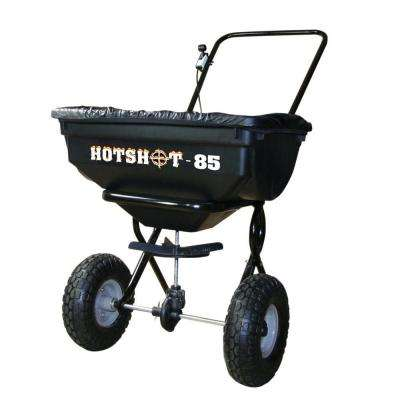 85 lb. Capacity Walk-Behind Broadcast Spreader